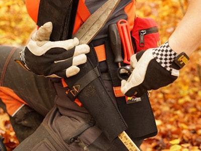 Forstwerkzeugholster Forstgurt Fuegos Forst Ausrüstung
